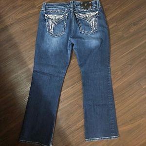 Miss me jeans size 32X30. Midrise. Like new!